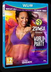Zumba Fitness World Party pochette WiiU (AZBPGT)