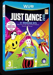 Just Dance 2015 pochette WiiU (BJDP41)