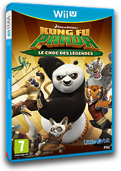 Kung Fu Panda: Showdown of Legendary Legends pochette WiiU (BKFPVZ)