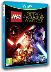 LEGO Star Wars: Le Réveil de la Force pochette WiiU (BLGPWR)