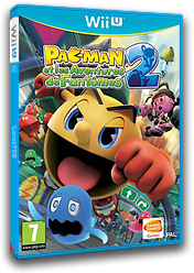 Pac-Man and the Ghostly Adventures 2 pochette WiiU (BPMPAF)