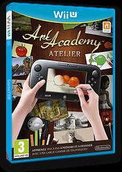 Art Academy: Atelier pochette WiiU (BXAP01)