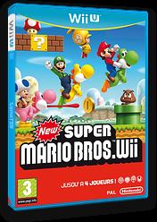 New Super Mario Bros. Wii pochette eShop (VAFP)