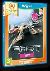 Fast Racing NEO pochette eShop (WFSP)