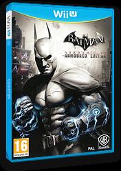 Batman Arkham City: Armoured Edition WiiU cover (ABTPWR)