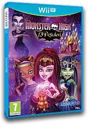 Monster High: 13 Desideri WiiU cover (AC2PVZ)