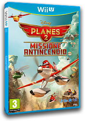 Disney Planes: Fire & Rescue WiiU cover (AFRPVZ)