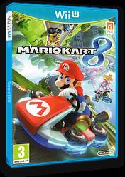 Mario Kart 8 WiiU cover (AMKP01)