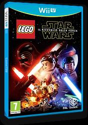 LEGO Star Wars: Il Risveglio della Forza WiiU cover (BLGPWR)
