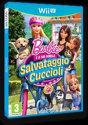 Barbie e le sue sorelle: Salvataggio Cuccioli WiiU cover (BRQPVZ)