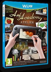 Art Academy: Atelier WiiU cover (BXAP01)