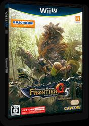モンスターハンター フロンティアG5 プレミアムパッケージ WiiU cover (AG5J08)