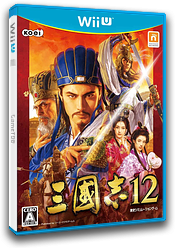 三國志12 WiiU cover (AG9JC8)