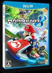 マリオカート8 WiiU cover (AMKJ01)