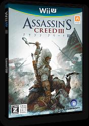 アサシン クリード III WiiU cover (ASSJ41)
