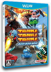 Tank! Tank! Tank! WiiU cover (ATKJAF)