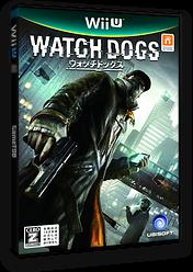 ウォッチドッグス WiiU cover (AWCJ41)