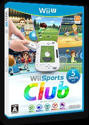 Wiiスポーツ クラブ WiiU cover (AWSJ01)