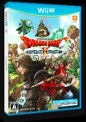 ドラゴンクエストX 5000年の旅路 遥かなる故郷へ オンライン WiiU cover (AXTJGD)