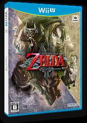 ゼルダの伝説 トワイライトプリンセス HD Special Edition WiiU cover (AZAJ01)