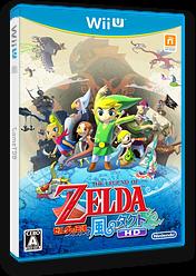 ゼルダの伝説 風のタクトHD WiiU cover (BCZJ01)