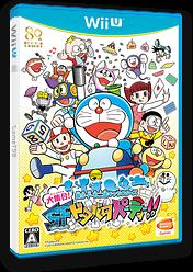 藤子・F・不二雄キャラクターズ大集合! SFドタバタパーティー!! WiiU cover (BSFJAF)