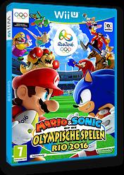 Mario & Sonic op de Olympische Spelen Rio 2016 WiiU cover (ABJP01)