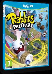Rabbids Pretpark WiiU cover (ARBP41)