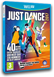 Just Dance 2017 WiiU cover (BJ7P41)