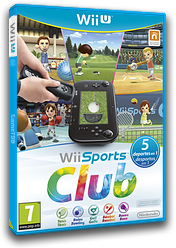 Wii Sports Club WiiU cover (AWSP01)