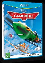 Disney Самолёты WiiU cover (APAR4Q)