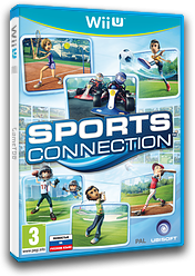 Sports Connection WiiU cover (ASPP41)