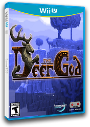 The Deer God eShop cover (AA3E)