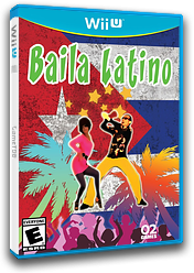 Baila Latino eShop cover (ABLE)