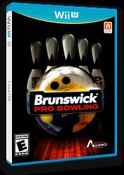 Brunswick Pro Bowling WiiU cover (ABPEDV)
