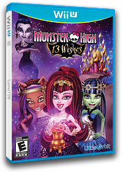 Monster High: 13 Wishes WiiU cover (AC2EVZ)