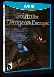 Solitaire Dungeon Escape eShop cover (AD7E)