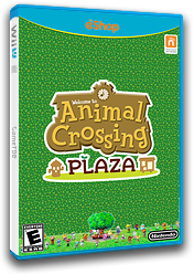 Animal Crossing Plaza eShop cover (ADBE)