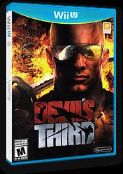 Devil's Third WiiU cover (ADNE01)