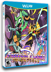 Freedom Planet eShop cover (AFEE)