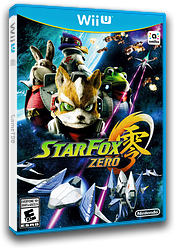 Star Fox Zero WiiU cover (AFXE01)