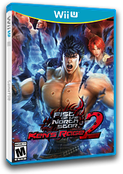 Fist of the North Star: Ken's Rage 2 eShop cover (AH9E)