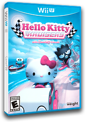Hello Kitty Kruisers WiiU cover (AHKEYM)