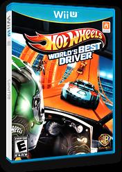 Hot Wheels: World's Best Driver WiiU cover (AHWEWR)