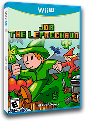 Job the Leprechaun eShop cover (AJLE)