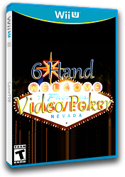 6-Hand Video Poker eShop cover (AKPE)
