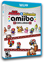 Mini Mario & Friends: amiibo Challenge eShop cover (AP5E)