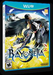 Bayonetta 2 WiiU cover (AQUE01)