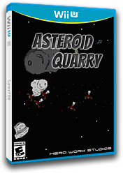 Asteroid Quarry eShop cover (AQYE)