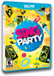 SiNG Party WiiU cover (ASWE01)